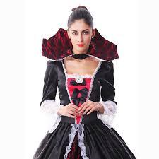 Halloween Ball Gowns Costumes 2015 Vampire Costume Women Masquerade Ball Gown Halloween