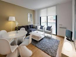 Simple Design For Small Living Room Design Small Apartment Living - Living and dining room design ideas