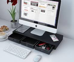 Desk Organized by 10 Cool Office Gadgets That Will Make Your Work Desk Organized And