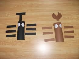 easy toilet paper japanese beetle craft preschool education for kids