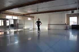 studio floor dance teq centre