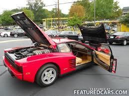 1989 testarossa for sale 1989 testarossa fairfax va used cars for sale