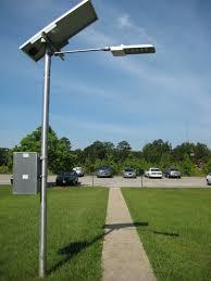Solar Power Street Light by Solar Powered Lightings U0026 Systems Electrotechnics Corporation
