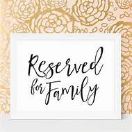 printable reserved table signs best 25 ideas about printable reserved table signs find what you
