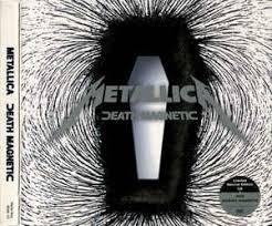 Magnetic Album Metallica Death Magnetic Cd Album At Discogs
