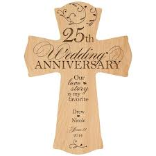 25th wedding anniversary gift ideas for couples 20th wedding anniversary gift ideas for lading for