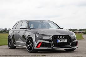 2015 audi rs6 audi rs6 avant received visual and performance upgrades by schmidt