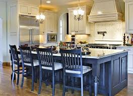 kitchen island with attached table kitchen island diy modern wooden chairs painted kitchen islands
