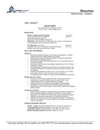 Examples Of Experience For Resume by Example Of Skills For Resume The Best Resume