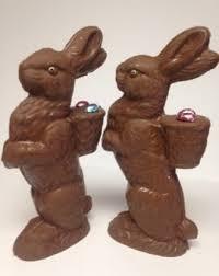 easter chocolate bunny alexandra and nicolay chocolate gourmet chocolate shop