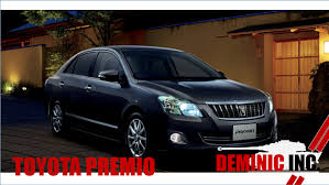 toyota premio for sale in singapore user manual guide pdf