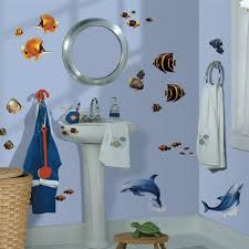 Under The Sea Decoration Ideas Decorate Bathroom Ideas Decorations Kids Bathrooms Ideas To
