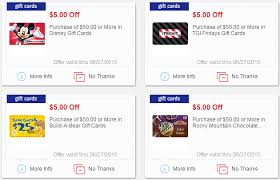 build a gift cards mperks gift card coupons disney tgi fridays build a more