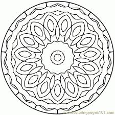 the most awesome free mandala coloring pages to print with regard