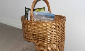 buff stair storage basket groupon goods