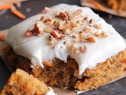 cuisiner des gateaux recette facile de gâteau à la patate douce avec un glaçage aux guimauves