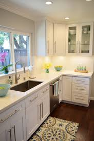kitchen the new kitchen ideas with corner white cabinets