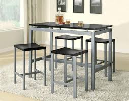 kitchen dining furniture high top table with stools kitchen tables and chairs