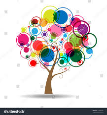 abstract tree sticker wall decal stock vector 113581606 shutterstock abstract tree sticker wall decal
