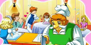 la sélection des meilleurs jeux de restaurant pour les vrais petits
