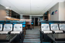 carolina panthers luxury suites