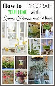 How To Decorate Your Home 260 Best Spring Decor Images On Pinterest Easter Decor Easter