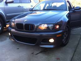 bmw grill added some kidney stripes to me m3 bmw