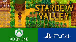 Harvest Moon by The New Harvest Moon Hits Console Stardew Valley Ps4 U0026 Xbox One
