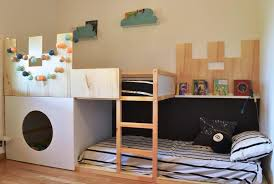 Bunk Bed Shelf Ikea Ikea Kura Bed Hack Umpquavalleyquilters Take