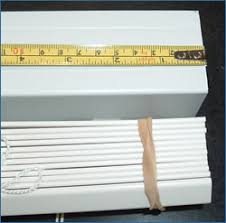 Blind Valance How To Cut Down Horizontal Blinds That Are Too Wide
