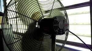 tpi industrial fan parts dayton 3c217b 24 industrial fan youtube
