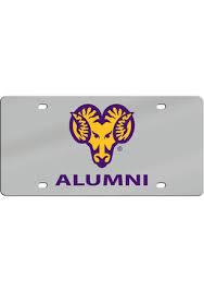 byu alumni license plate frame shop west chester golden rams car accessories