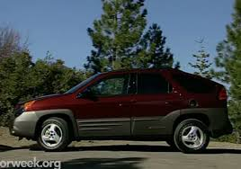 pontiac aztek motorweek retro review u002701 pontiac aztek youtube