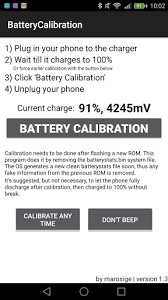battery calibration apk battery calibration 2 5 2 apk android 4 1 x jelly bean apk tools