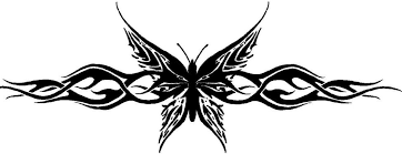 25 beautiful tribal butterfly ideas on tribal gorgeous sle of