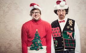 the tradition of ugly christmas sweaters