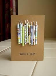 diy birthday cards for him 32 handmade birthday card ideas and