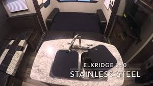 elkridge xtreme lite e260 by heartland rv youtube