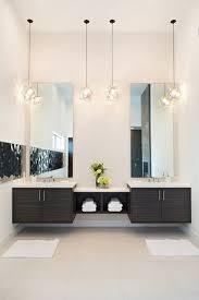 Pendant Lights For Bathroom Vanity Gorgeous Best 25 Bathroom Pendant Lighting Ideas On Pinterest Of
