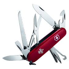 swiss knives kitchen swiss army boy scout huntsman by victorinox at swiss knife shop