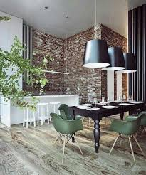 Industrial Dining Room by 10 Sophisticated Masculine Dining Room Designs Rilane