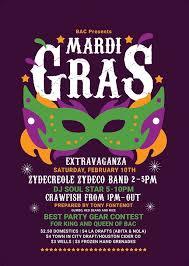 mardi gras gear gras extravaganza athletic club houston 10 february