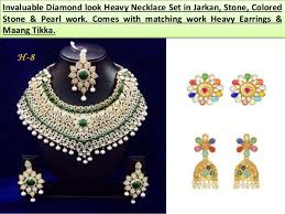 heavy diamond earrings indian market place buy diamond earrings online and get the best de