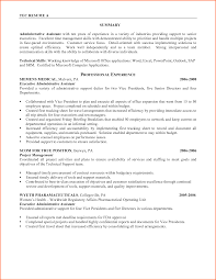 Resume Job Summary by 46 Qualification Summary Resume Resume Writing Tip 3 Skills
