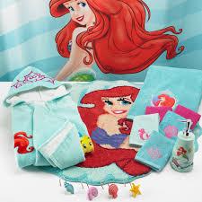 mermaid shimmer and gleam bath accessories disney little mermaid