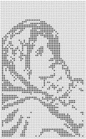 imagenes religiosas a crochet 167 best gráficos religiosos images on pinterest crossstitch