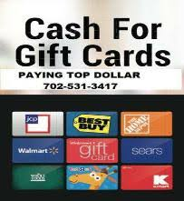 sale my gift card for gold las vegas for cell phones laptops tablets