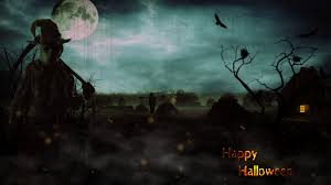 halloween screen savers halloween scarecrow wallpaper wallpapersafari