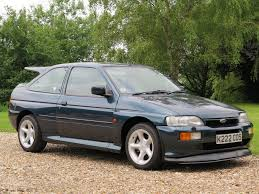 90 Ford Escort Is This The Best Ford Escort Cosworth In The World Autoevolution
