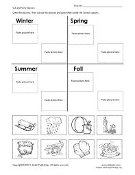 rhyming worksheets for kindergarten cut and paste u0026 free